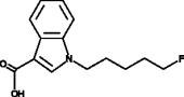 5-<wbr/>fluoro PB-<wbr/>22 3-<wbr/>carboxyindole metabolite