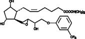 13,14-<wbr/>epoxy Fluprostenol isopropyl ester