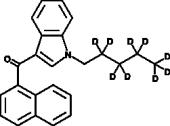 JWH 018-<wbr/>d<sub>9</sub>