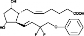 Tafluprost (free acid)