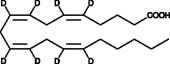 Arachidonic Acid-<wbr/>d<sub>8</sub>