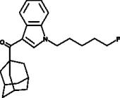 5-<wbr/>fluoro JWH 018 adamantyl analog