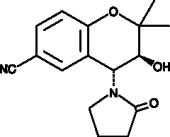 (±)-<wbr/>Cromakalim