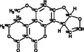 Aflatoxin G<sub>1</sub>-<sup>13</sup>C<sub>17</sub>