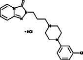 Trazodone (hydro<wbr/>chloride)
