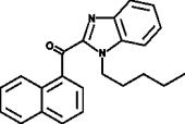 JWH 018 benzimidazole analog