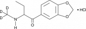 Butylone-d<sub>3</sub> (hydrochloride) (exempt preparation)