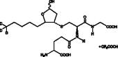 4-hydroxy Nonenal Glutathione<wbr/>-d<sub>3</sub> (trifluoro<wbr/>acetate salt)
