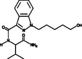 AB-<wbr/>PINACA N-<wbr/>(5-<wbr/>hydroxypentyl) metabolite
