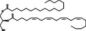 1-<wbr/>Stearoyl-<wbr/>2-<wbr/>Arachidonoyl-<wbr/><em>sn</em>-<wbr/>Glycerol