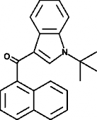JWH 073 N-<wbr/>(1,1-<wbr/>dimethylethyl) isomer