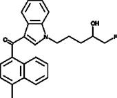 MAM2201 N-<wbr/>(4-<wbr/>hydroxypentyl) metabolite