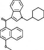 JWH 081-<wbr/>N-<wbr/>(cyclohexylmethyl) analog