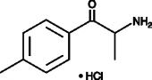 nor-<wbr/>Mephedrone (hydro<wbr>chloride)