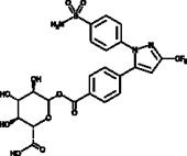 Celecoxib Carboxylic Acid Acyl-β-D-<wbr/>Glucuronide