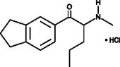 3',4'-<wbr/>trimethylene-α-methylamino-Valerophenone (hydro<wbr>chloride)