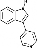 3-(4-Pyridyl)<wbr/>indole