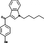 RCS-<wbr/>4 4-<wbr/>hydroxyphenyl metabolite