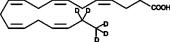 4(Z),7(Z),<wbr/>10(Z),13(Z),<wbr/>16(Z)-<wbr/>Nonadecapentaenoic Acid-<wbr/>d<sub>5</sub>