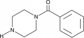 Benzoyl<wbr/>piperazine