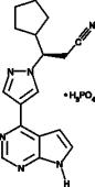 Ruxolitinib (phosphate)