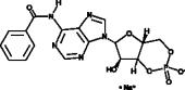 N<sup>6</sup>-benzoyl-Cyclic AMP (sodium salt)