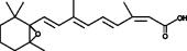 5,6-epoxy-13-<wbr/><em>cis</em> Retinoic Acid