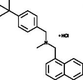 Butenafine (hydro<wbr/>chloride)