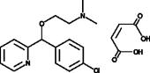 Carbinoxamine (maleate)