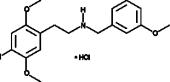 25I-<wbr/>NBOMe 3-<wbr/>methoxy isomer (hydro<wbr>chloride)