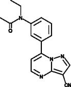 Zaleplon (CRM)