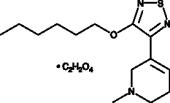 Xanomeline (oxalate)
