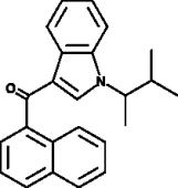 JWH 018 N-<wbr/>(1,2-<wbr/>dimethylpropyl) isomer
