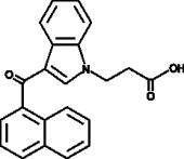 JWH 018 N-<wbr/>propanoic acid metabolite