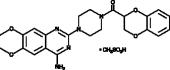 Doxazosin (mesylate)