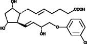 (+)-<wbr/>5-<wbr/><em>trans</em> Cloprostenol
