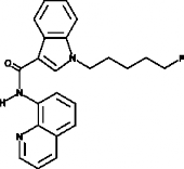 AM2201 8-<wbr/>quinolinyl carboxamide