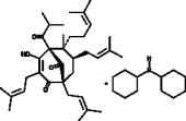 Hyperforin (dicyclohexyl<wbr/>ammonium salt)