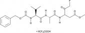 Z-VA-DL-D(OMe)-<wbr/>FMK (trifluoro<wbr/>acetate salt)