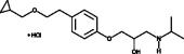 Betaxolol (hydro<wbr>chloride)