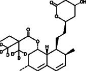 Simvastatin-d<sub>6</sub>