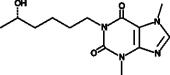 (S)-<wbr/>Lisofylline