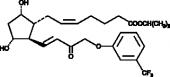 15-<wbr/>keto Fluprostenol isopropyl ester