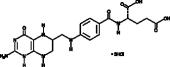 (6R,S)-<wbr/>5,6,7,8-<wbr/>Tetrahydro<wbr/>folic Acid (hydrochloride)