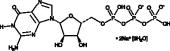 Guanosine 5′-<wbr/>triphosphate (sodium salt hydrate)