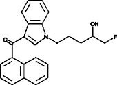 AM2201 N-<wbr/>(4-<wbr/>hydroxypentyl) metabolite