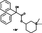 Mepenzolate (bromide)