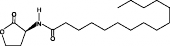 N-<wbr/>pentadecanoyl-<wbr/>L-<wbr/>Homoserine lactone