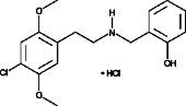 25C-<wbr/>NBOH (hydro<wbr>chloride)