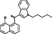 JWH 398 8-<wbr/>chloronaphthyl isomer
